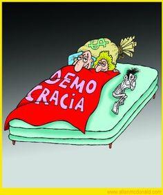 E Viva a Farofa!: Democracia refém
