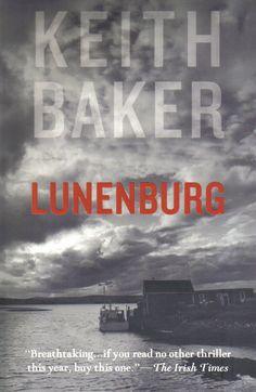 LUNENBURG by Keith Baker, ppbk, Canada: Nimbus Publishing