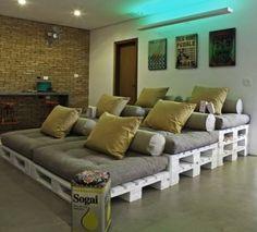 muebles con palets 22