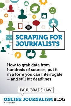 Paul Bradshaw's Data Journalism Books: Bundles Now Available