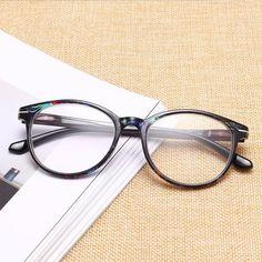 Estilo elegante Mulheres Homens Rodada Do Vintage Óculos de Leitura  Leitores + 1.0 + 4.0 em 2295db9065