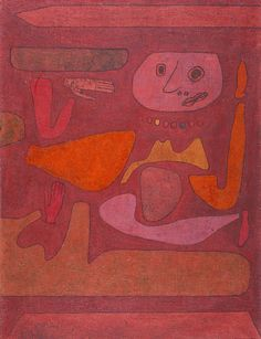 Paul Klee - The Man of Confusion                                                                                                                                                                                 More