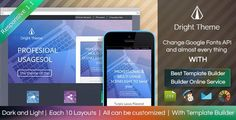 ThemeForest - Digit Theme-Responsive Email Template-Builder  Free Download