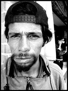 Street Portrait #  44  by Daniel Gomez