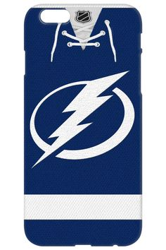 Represent Lightning hockey all day, every day by putting the bolt on your phone! Available for iPhone, Samsung, HTC, Sony, Nokia, Motorola, Kindle, Google Nexus, we do them all! Simply fill out your phone device during checkout and we'll send it right out to you