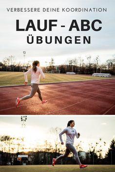 Schon mal Übungen aus dem Lauf-ABC probiert? Verbessere deine Lauftechnik. Übungen aus dem Lauf-ABC helfen dir schneller zu laufen und verbessern deinen Laufstil. Inklusive Video mit Erklärung, Übungen aus dem Lauf-ABC.