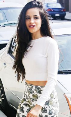 """""""Take a deep breath, listen to your favourite song and realise everything is gonna to be okay. Nothing is permanent.""""- Camila Cabello"""