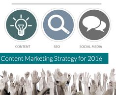 Content marketing is always evolving, so do you have an appropriate content marketing strategy for 2016? As soon as you think that you have a winning strategy figured out, Google goes and changes its algorithm again. Or a type of post that was once a... #contentmarketing #marketingstrategy #seo