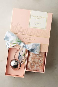 Happ & Stahns Bath Salts Gift Set, Jasmine - anthropologie.com