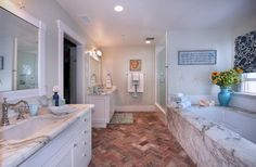 BATHROOM – San Clemente Remodel - traditional - bathroom - orange county - Darci Goodman Design