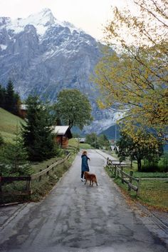 Grindelwald, Switzerland. Would love to visit this place