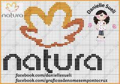 natura Cross Stitch, Weaving, Logos, Crochet, Pattern, Nova, Cross Stitch Baby, Cross Stitch Art, Cross Stitch Letters