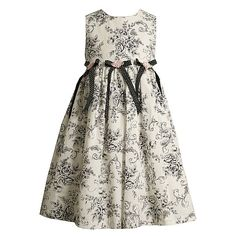 One of the flowergirl's dress.