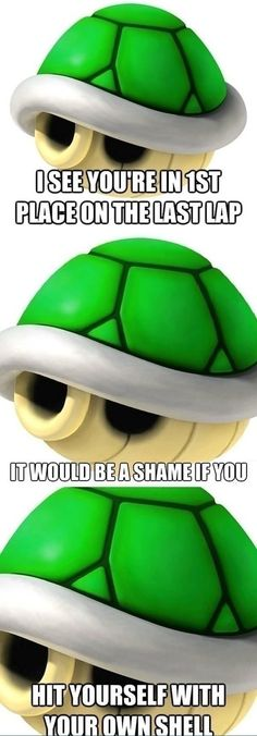 Mario Kart rage - funny pictures - funny photos - funny images - funny pics - funny quotes - #lol #humor #funny