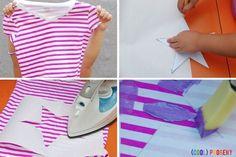 Papel Congelador DIY Tee Stencil - (cool) Progenie