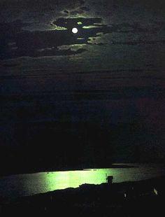 Архип Куинджи. Ночь на Днепре (1880)