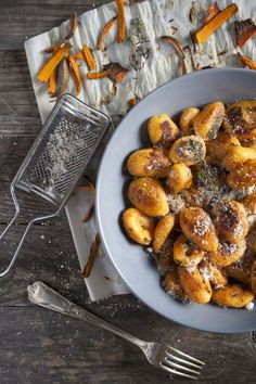 8 Recipes for Pumpkin Lovers // Pumpkin Gnocchi with Brown Butter and Sage