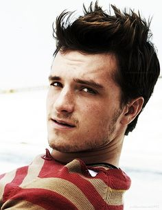 Josh Hutcherson. quit looking at me like that.