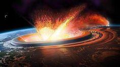 El impacto del cometa habría ocurrido 11 millones de años después de la roca que acabó con los dinosaurios