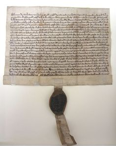 University College was founded thanks to a bequest made by William of Durham – these are our First Statutes of University College dating from 1280/1. univ.ox.ac.uk