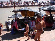 #magiaswiat #Haridwar #podróż #wakacje #zwiedzanie # indie #blog #ghaty #ganges #rzeka Haridwar, Sumo, Indie, Wrestling, Sports, Blog, Lucha Libre, Hs Sports, Blogging