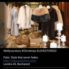 Christmas #Lovestories Never Fade, Fur Coat, Jackets, Style, Fashion, Atelier, Down Jackets, Swag, Moda
