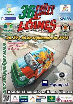 #Rallye #villa de #Llanes