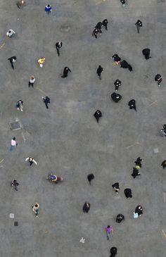 """leslieseuffert: Katrin Korfmann (Berlin) """"Ariel Images"""""""