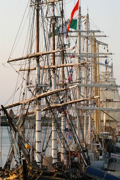 Tall Ships Celebration, Bay City, Michigan, photo by Chris Shackley Bay City Michigan, Michigan Ohio, Michigan Travel, Bay County, Great Lakes Region, Ocean Shores, Float Your Boat, Lake Huron, Sail Boats