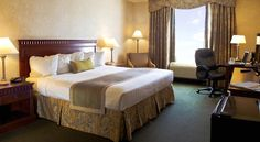HOTEL MTL EXPRESS - Montreal Airport Dorval HOTEL MTL EXPRESS - Montreal Airport is located next to Trudeau International Airport and is 15 minutes outside of Montreal. The hotel provides a free 24-hour airport shuttle service and free WiFi.
