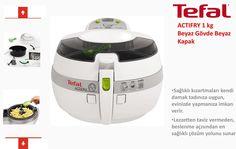 Tefal Actifry 1Kg FZ706012 (Beyaz Gövde Beyaz Kapak) :: Yakala Be Online Alışveriş Sitesi | Türkiyenin Alışveriş Merkezi