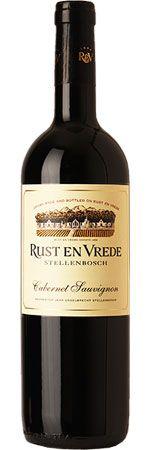 Fine wines - Stellenbosch - Rust En Vrede Cabernet Sauvignon