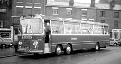1964 Bedford Val 14 Harrington C52F Legionaire Tow Truck, Trucks, Routemaster, Bus Coach, London Transport, Old Bikes, Busses, England Uk, Nottingham