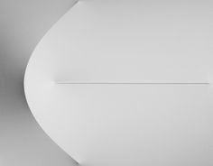 "Agostino Bonalumi : ""Bianco"" (Paintings)"