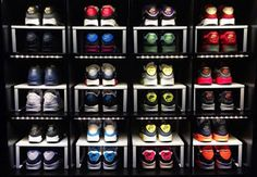 EffortlesslyFly.com - Kicks x Clothes x Photos x FLY Sh*t: How To Make An Awesome Sneaker Storage Display w/ ...