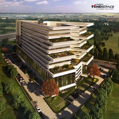 Smart City, Golf Courses, Building, Buildings, Construction, Architectural Engineering