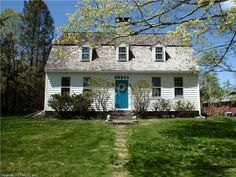 This Cape Cod is darling and the property surrounding is to die for! Built in 1780.