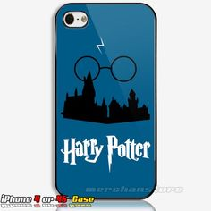 Harry Potter iPhone 4 or 4S Case Cover #phonecase #iphone4case