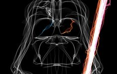 Darth Vader by Austin Translation Boss Picture, Star Wars Pictures, The Force Is Strong, Star Wars Collection, Stargate, Cool Posters, Comic Art, 3 D, Geek Stuff
