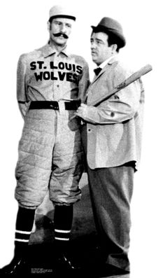 Who's on first? Abbott and Costello.