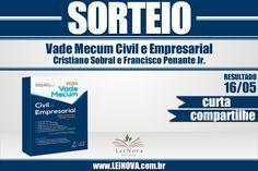Vade Mecum Civil e Empresarial - 2014 https://www.facebook.com/leinovalivraria