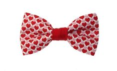 Clip On Bow Ties, Boys Bow Ties, Music Clips, Bow Tie Collar, Pink Hearts, Tie And Pocket Square, Red And Pink, Bows, Awesome