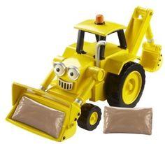 Bob The Builder Push Along Vehicle - Scoop: Amazon.co.uk: Toys & Games