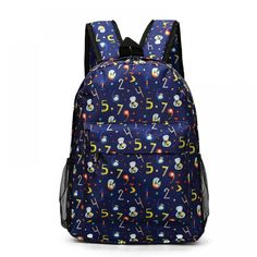 2017 New Cute Children Backpacks Printing Waterproof Kids Backpacks Grade Boys Girls School Bags School Backpack Back To School Sales, Back To School Shopping, Girl Backpacks, School Backpacks, School Bags For Girls, Cute Kids, Fashion Backpack, Boy Or Girl, Canvas