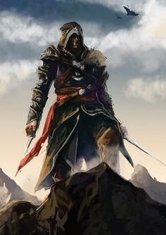 Assassin Creed Revelation Fanart by tantaku.deviantart.com on @deviantART