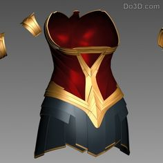 back-side-body-wonder-woman-3d-printable-model-stl-by-do3d-com-13
