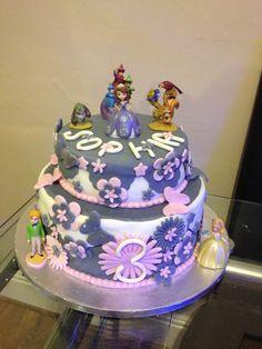 Sophia the Princess Cake