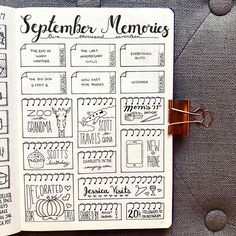 September Memory Page  . . . . . . . . . . #bujo #bujospread #bujolove #bujolover #bujojunkies #bujoinspire #bujoaddict #bulletjournal #fabercastell #bulletjournaljunkies #bulletjournaladdict #journal #journaling #journals #planneraddict #planning #bujoblossoms #leuchtturm1917 #tracking #bulletjournalcollections #bulletjournalcollection #showmeyourplanner #lifebyw #bujobeauty #bujocollections #doodles #illustration #wearebujo #collection #memorykeeping