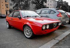 Alfa Romeo Alfasud Sprint ~ I WANT THIS CAR!