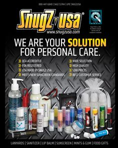 SnugZ USA has a Personal Care item for Every-Body.  Check out their great selection.  @snugzusa